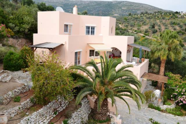 Complex of Maisonettes in Amarynthos- M(B)|| Evoia/Amarynthos - 244Sq.m, 3Bedrooms, 600.000€